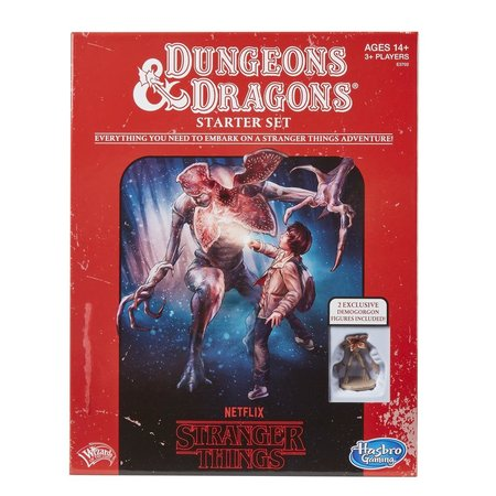 Wizards of the Coast D&D 5.0 Starterset: Stranger Things*