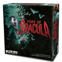 Fury Of Dracula 4th edition**