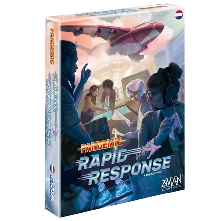 Z-Man Games Pandemic Rapid Response NL**