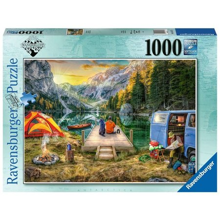 Ravensburger Calm Campsite (1000)