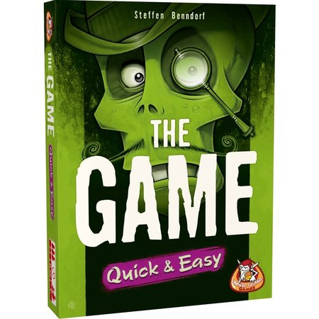White Goblin Games The Game: Quick & Easy