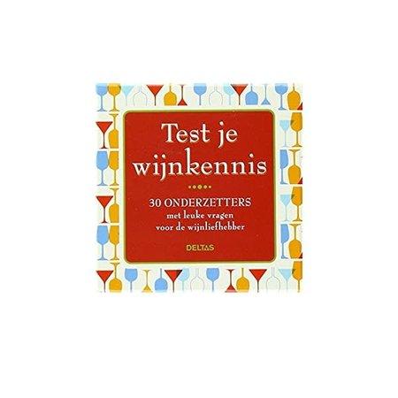 Deltas Test Je Wijnkennis