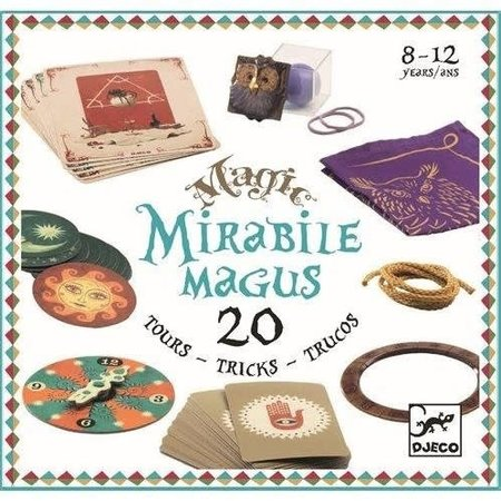 Djeco Magic Mirabile Magus