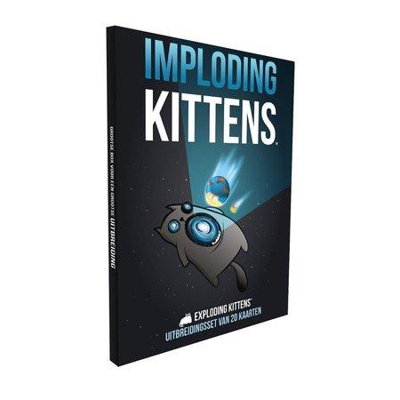 Exploding Kittens Imploding Kittens NL - Uitbreiding