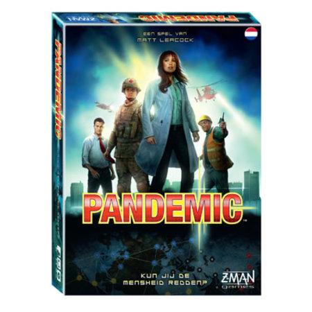 Z-Man Games Pandemic 3de Editie NL