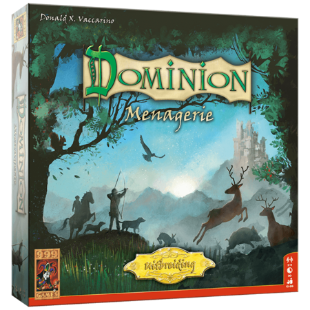 999-Games Dominion: Menagerie