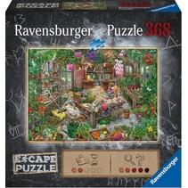 Escape puzzle: In de Kas (368)