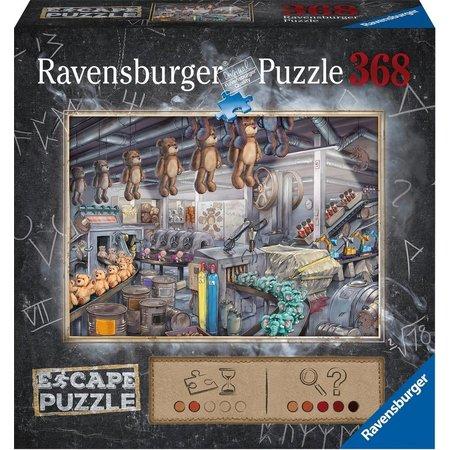 Ravensburger Escape puzzle: Speelgoedfabriek (368)