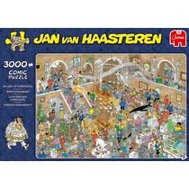 Jvh: Rariteitenkabinet puzzel (3000)