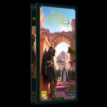 7 Wonders: Cities V2 - Uitbreiding