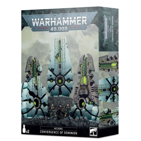 Games Workshop Necrons: Convergence of Dominion