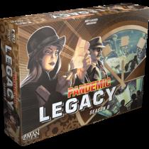 Pandemic Legacy Season 0 (Eng)