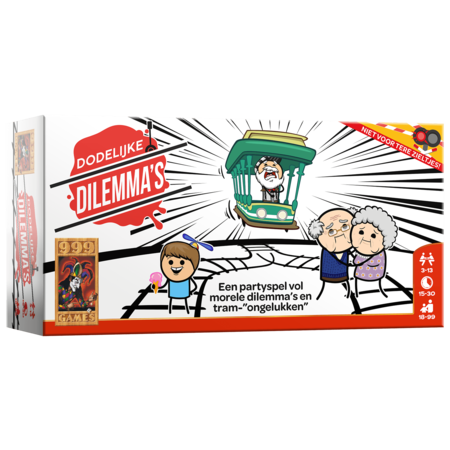 999-Games Dodelijke Dilemma's