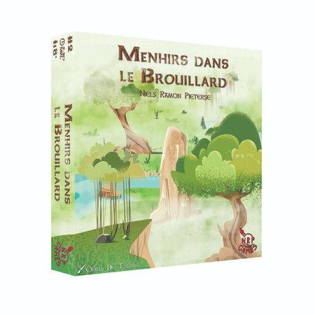 NRP Games Menhirs in de Mist (Menhirs dans le Brouillard