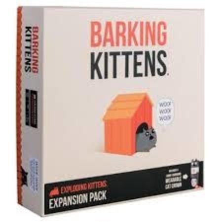 Exploding Kittens Exploding Kittens: Barking Kittens (Eng) - Uitbreiding