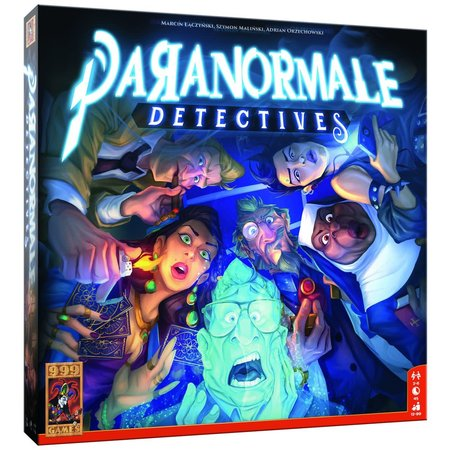 999-Games Paranormale Detectives