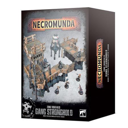 Games Workshop Necromunda: Zone Mortalis Gang Stronghold