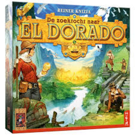 999-Games De Zoektocht Naar El Dorado