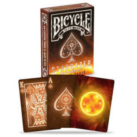Bicycle Bicycle: Stargazer Sunspot