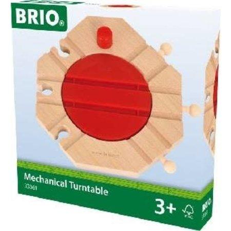 Brio Brio - Mechanical Turntable