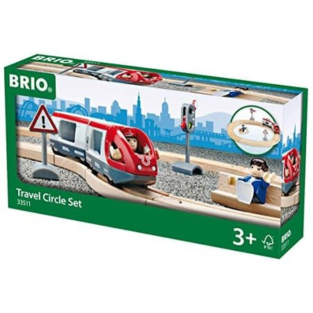 Brio Brio: Travel Circle Set**