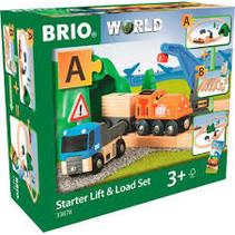Brio Starter Lift & Load