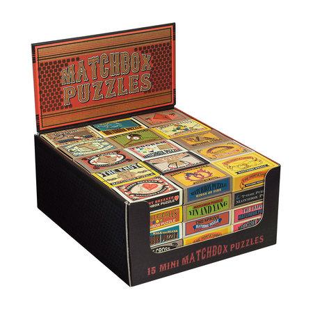 Professor Puzzle Matchbox Puzzles assorti