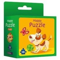 Happy Puzzle - Puppy
