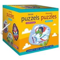 Eerste  Puzzles - Voertuigen