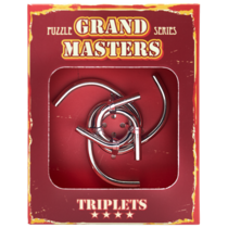 Puzzle Grand Masters Series: Triplets