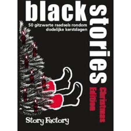 Story Factory Black stories Christmas edition