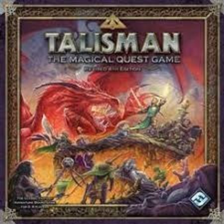 Fantasy Flight Talisman Revised 4th ed (Eng)
