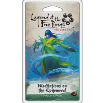 Legend of the Five Rings LCG: Meditations on the Ephemeral (Eng)