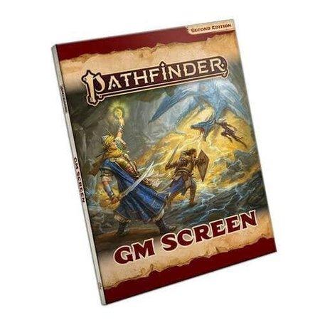 Paizo Publishing Pathfinder GM Screen 2nd Edition