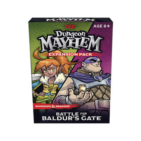 Wizards of the Coast D&D Dungeon Mayhem Battle for Baldur's Gate - Uitbreiding