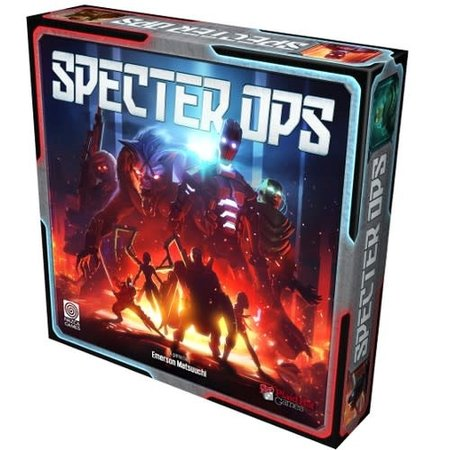 Plaid Hat Games Specter Ops (Eng)