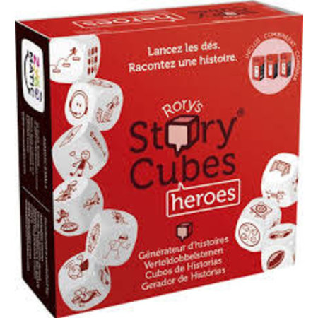 Rory's Story Cubes Rory's Story Cubes - Heroes