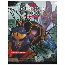 D&D 5.0: Explore's Guide to Wildemount