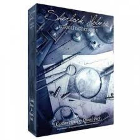 Space Cowboys Sherlock Holmes: Consulting Detective: Carlton House & Queen's Park (Eng)