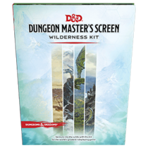 D&D 5.0 - Dungeon Master's Screen Wilderness Kit