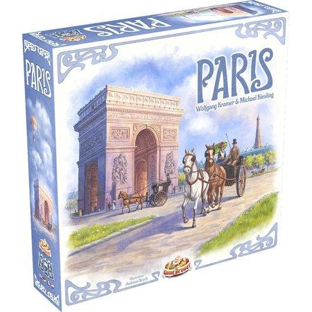 Game Brewer Paris