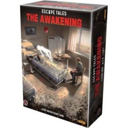 board & dice Escape Tales the Awakening (Eng)