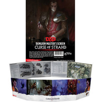 D&D Curse of Strahd DM Screen