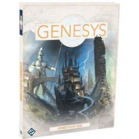 Fantasy Flight Genesys Expanded Player's Guide