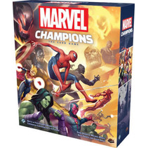 Marvel Champions LCG: The Card Game (Eng)