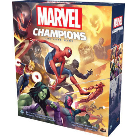 Fantasy Flight Marvel Champions The Card Game (Eng)