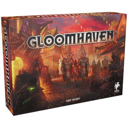 Steamforged Games Gloomhaven (2nd Print)