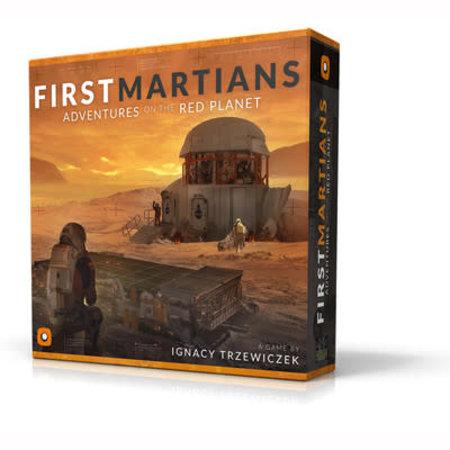 Portal Games First Martians (Eng)