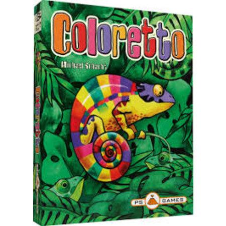 PS Games Coloretto NL