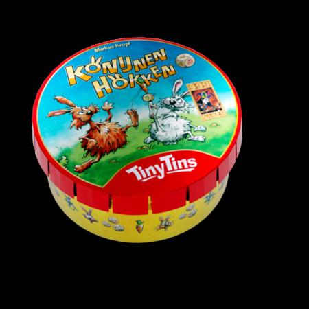 999-Games Tiny Tins: Konijnenhokken